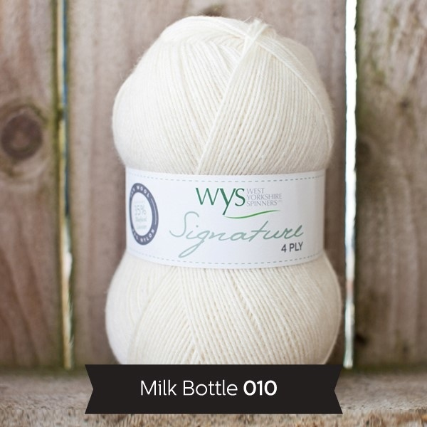 wys milk bottle