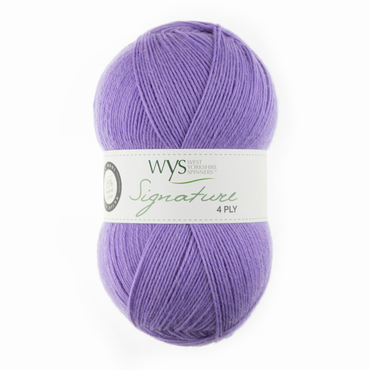 West Yorkshire Spinners Signature 4 ply - Violet