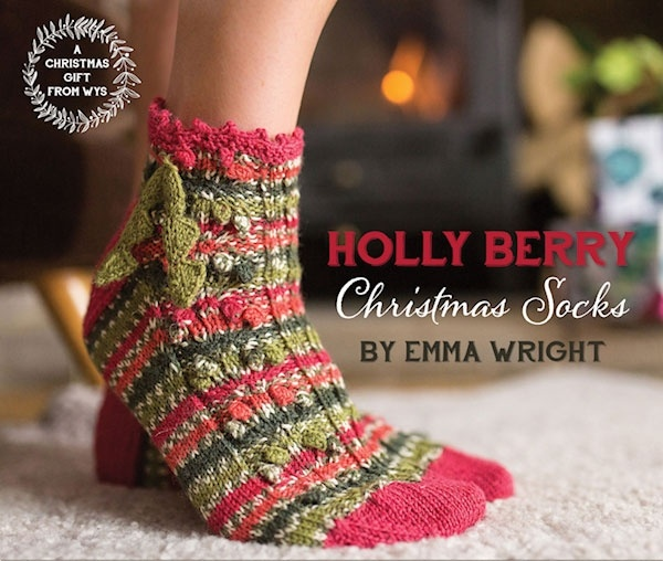 FREE Sock Pattern to download