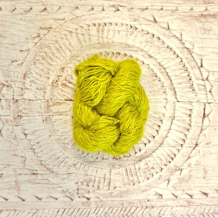 Fyberspates Faery Wings 4ply 04 chartreuse