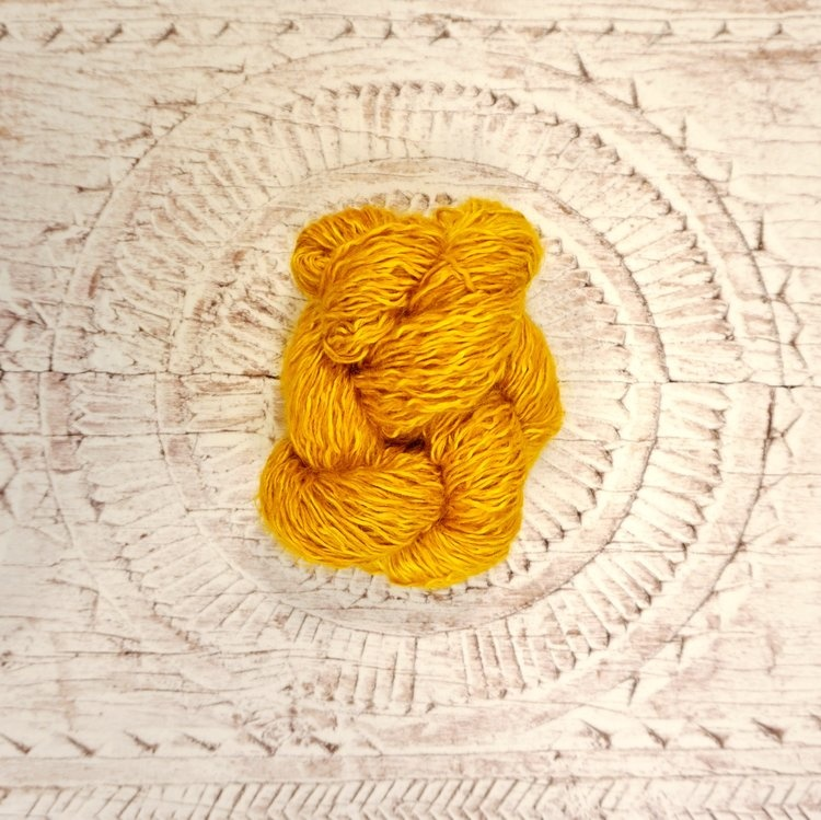 Fyberspates Faery Wings 4ply gold