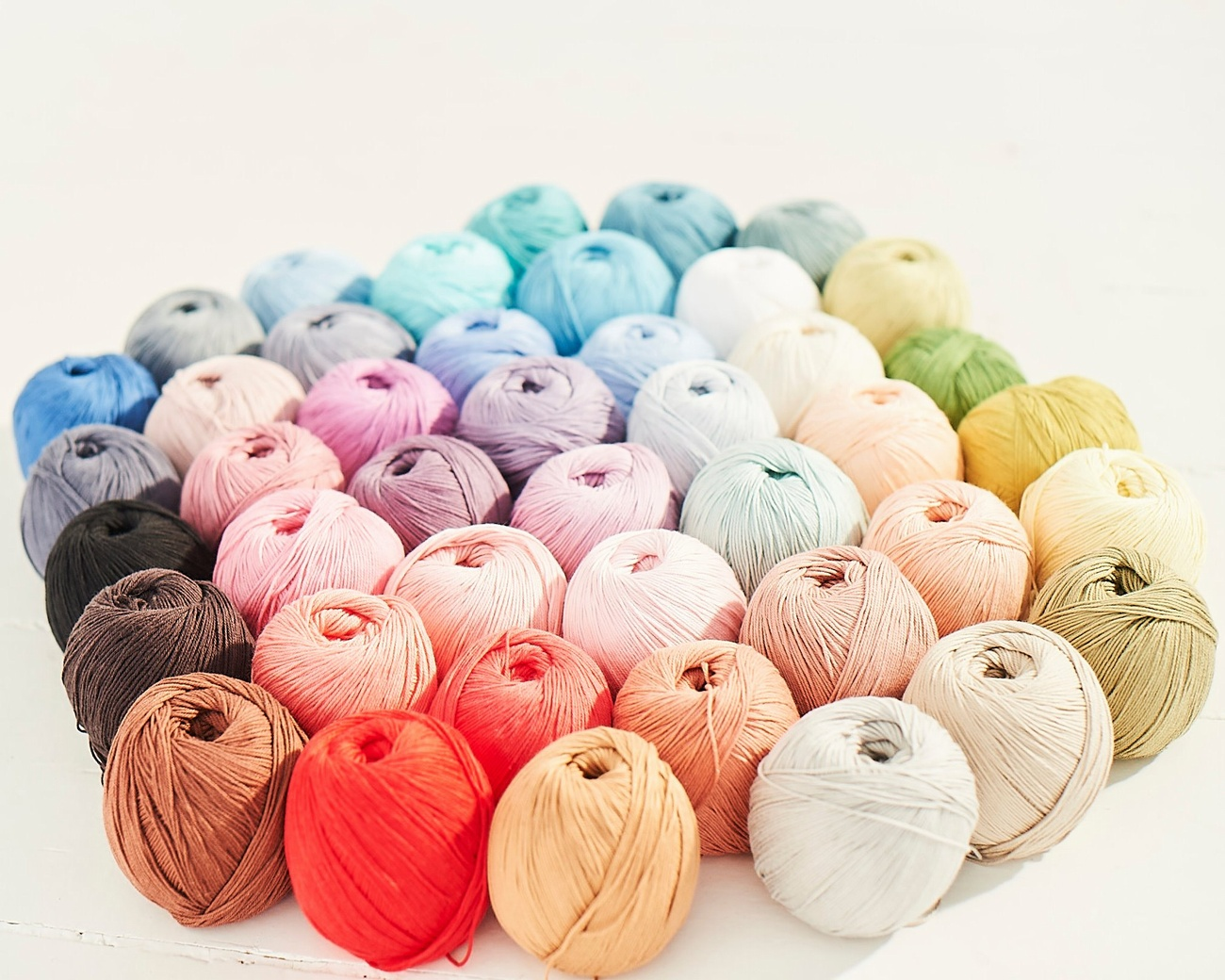 Stylecraft - Naturals Bamboo and Cotton - All Colours