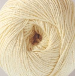 Stylecraft - Naturals Bamboo and Cotton Buttermilk 7129