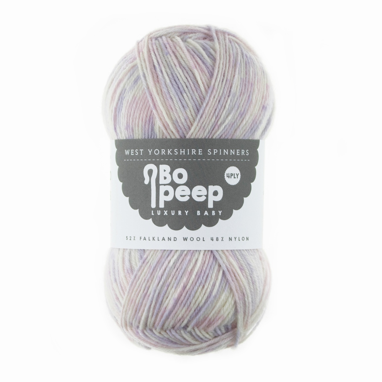 West Yorkshire Spinners Bo Peep 4 Ply Lollipop 867