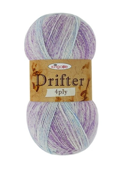 King Cole Drifter 4 ply - All Colours