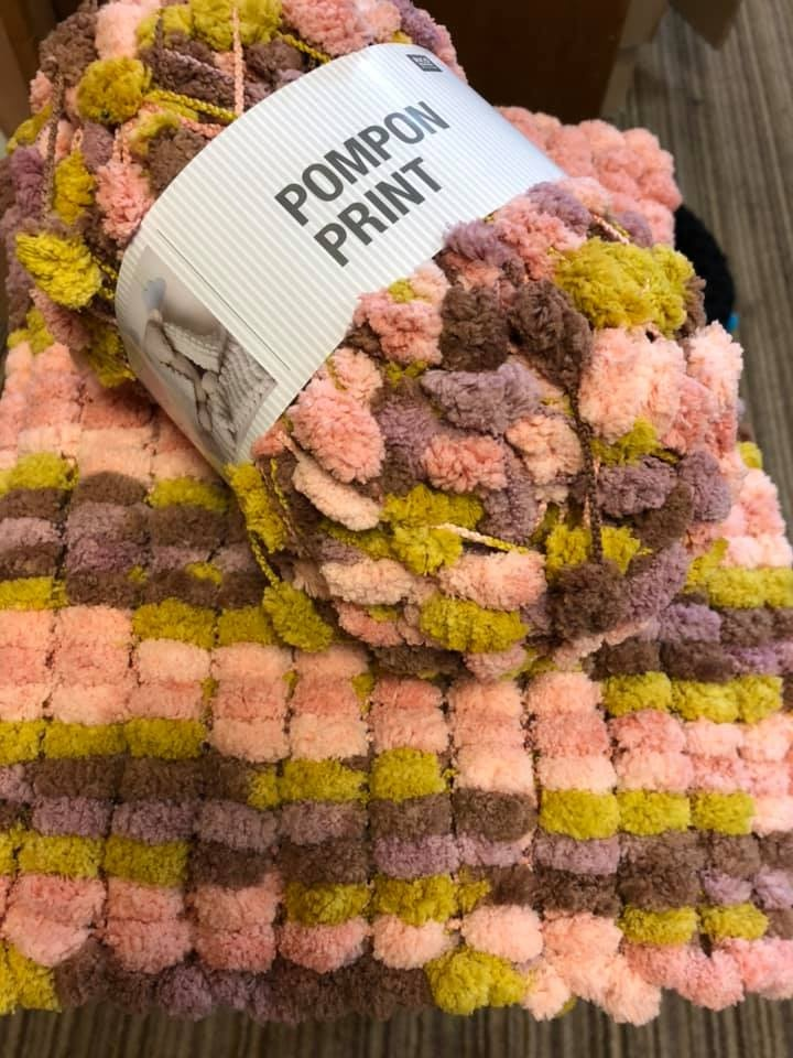 Rico Creative Pompon Yarn 200 grams - All Colours