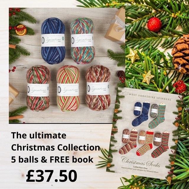 Ultimate Christmas Collection - West Yorkshire Spinners