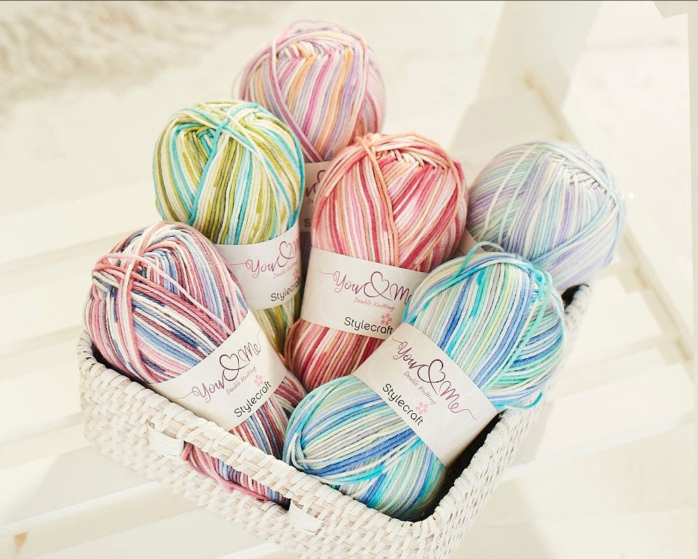 Stylecraft You and Me - All Colours