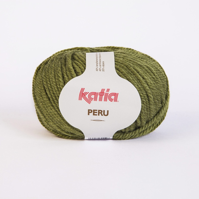 Katia Peru Yarn - All Colours