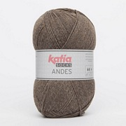 Katia Andes sock yarn 200