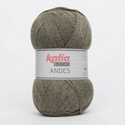 Katia Andes sock yarn 202