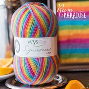 West Yorkshire Spinners Signature 4ply Cocktail Range RUM PARADISE