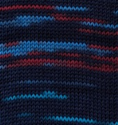 Rico Superba Wave 4ply Sock Yarn BLUE MIX