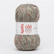 Katia Komfort Tweed Sock Yarn Special Offer 66