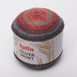 Katia Silver Paint Yarn- 100