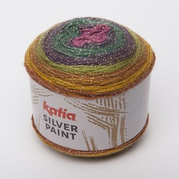 Katia Silver Paint Yarn- 101