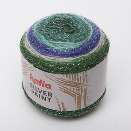 Katia Silver Paint Yarn- 105