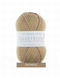 Oatmeal (237) West Yorkshire Spinners Illustrious DK