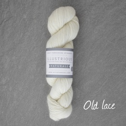 Old Lace Hank (010) West Yorkshire Spinners Illustrious DK