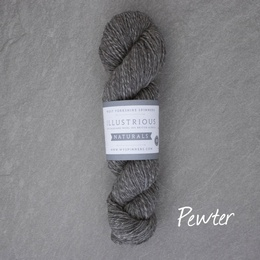 Pewter (838) West Yorkshire Spinners Illustrious DK Naturals