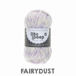 West Yorkshire Spinners Bo Peep DK Fairy Dust (889)