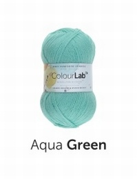 West Yorkshire Spinners Colour Lab Dk Aqua Green (705)