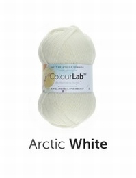 West Yorkshire Spinners Colour Lab Dk Artic White (011)