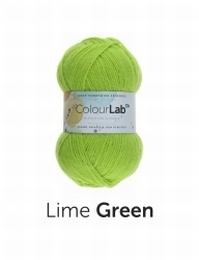 West Yorkshire Spinners  Colour Lab DK Lime Green (198)