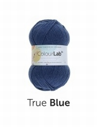 West Yorkshire Spinners  Colour Lab DK True Blue 111