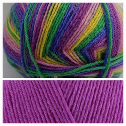 Winwick Mum WYS 4 Ply Wildflower & Blackcurrant Bomb
