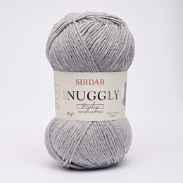 Sirdar Snuggly Replay DK Replay Grey 103