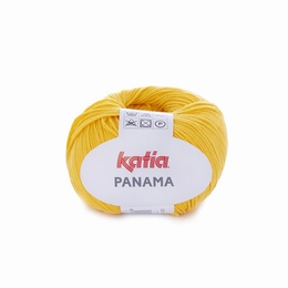 Katia Panama 4 ply Luminous Yellow 71