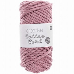 Rico Creative Cotton Cord Lilac 003