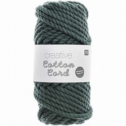 Rico Creative Cotton Cord Teal 005