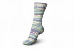 Regia Design Line - Kaffe Fassett 4 ply sock yarn Sugared Almonds 03772