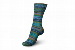 Regia Design Line - Kaffe Fassett 4 ply sock yarn Jewel 03773