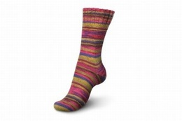 Regia Design Line - Kaffe Fassett 4 ply sock yarn Chilli Pepper 03774