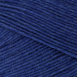 Regia Premium Silk 4 ply Sock Yarn Navy Blue 0056