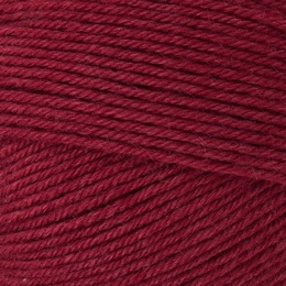 Regia Premium Silk 4 ply Sock Yarn Rose Red 0080