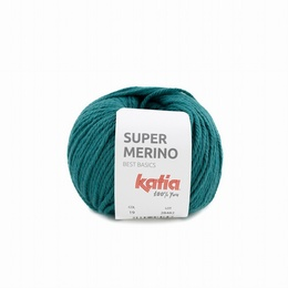 Katia Super Merino 19 - Blue/Green
