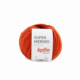 Katia Super Merino 22 - Orange