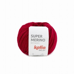 Katia Super Merino 23 - Ruby