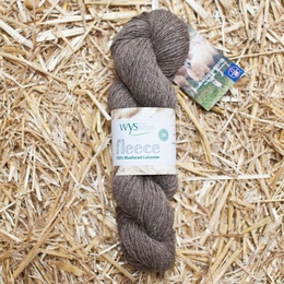 West Yorkshire Spinners 100% DK Bluefaced Leicester Hanks 003 Brown