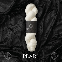 West Yorkshire Spinners Exquisite Lace Pearl 011