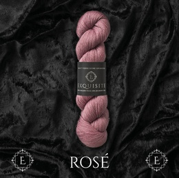 West Yorkshire Spinners Exquisite Lace Rose 560