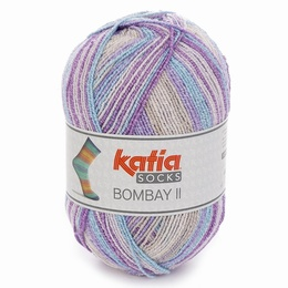 Katia Bombay II 4 Sock Yarn Shade 71