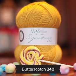WYS Butterscotch 240