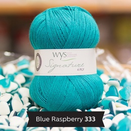 WYS Blue Raspberry 333
