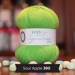 WYS Sour Apple 390