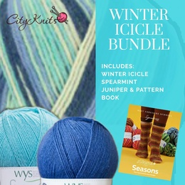 Winwick Mum WYS 4 Ply Winter Icicle BUNDLE
